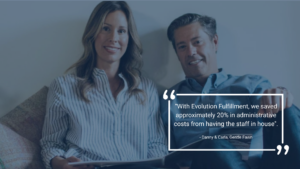 Evolution Fulfillment Customer