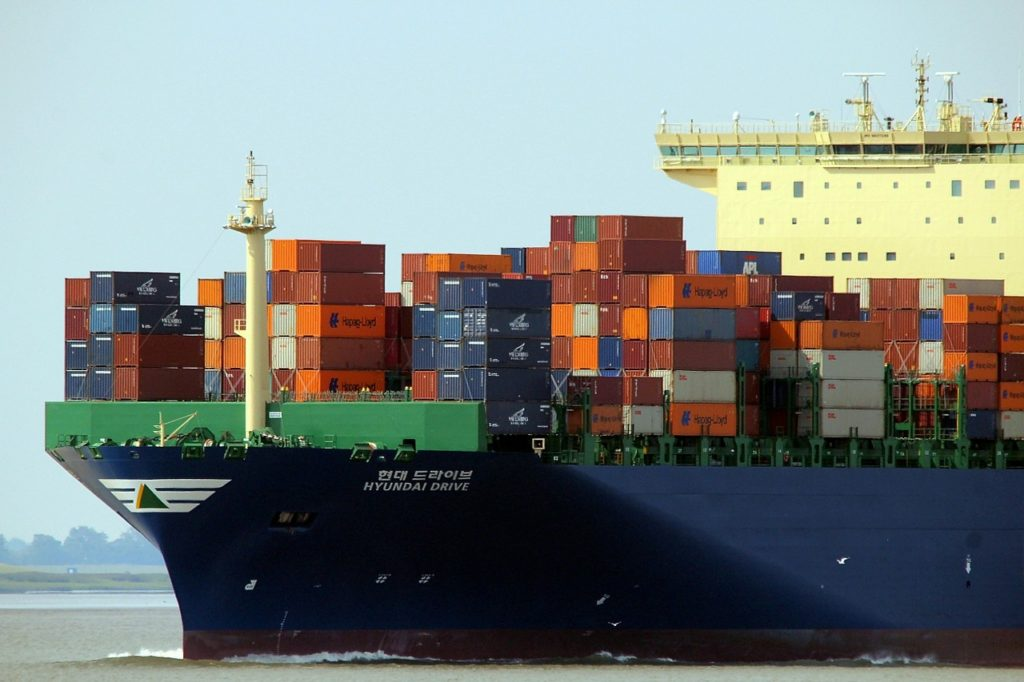 global trade | evolution fulfillment | global shipping container shortage