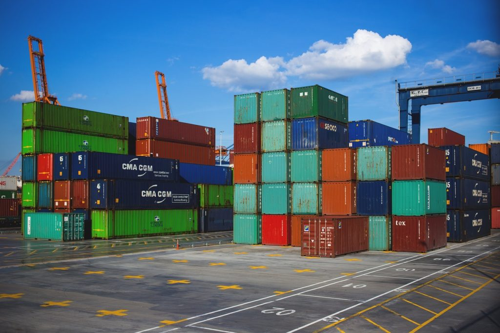 shipping containers | evolution fulfillment | global shipping container shortage