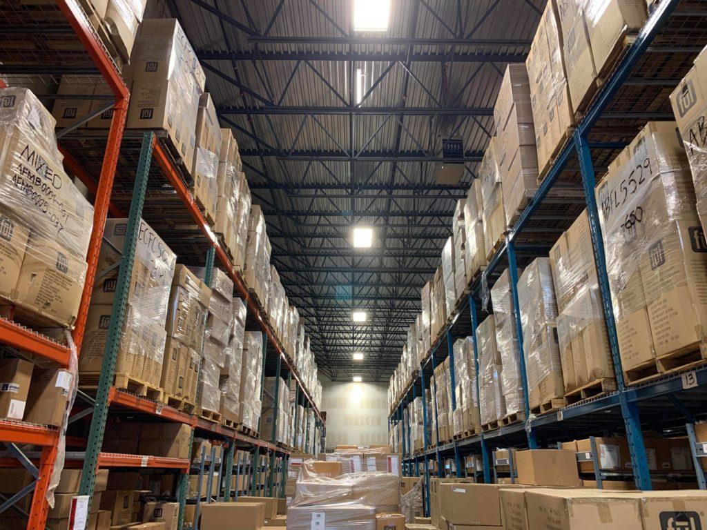 warehouse space in Canada | Evolution Fulfillment